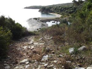 Wanderweg Korfu