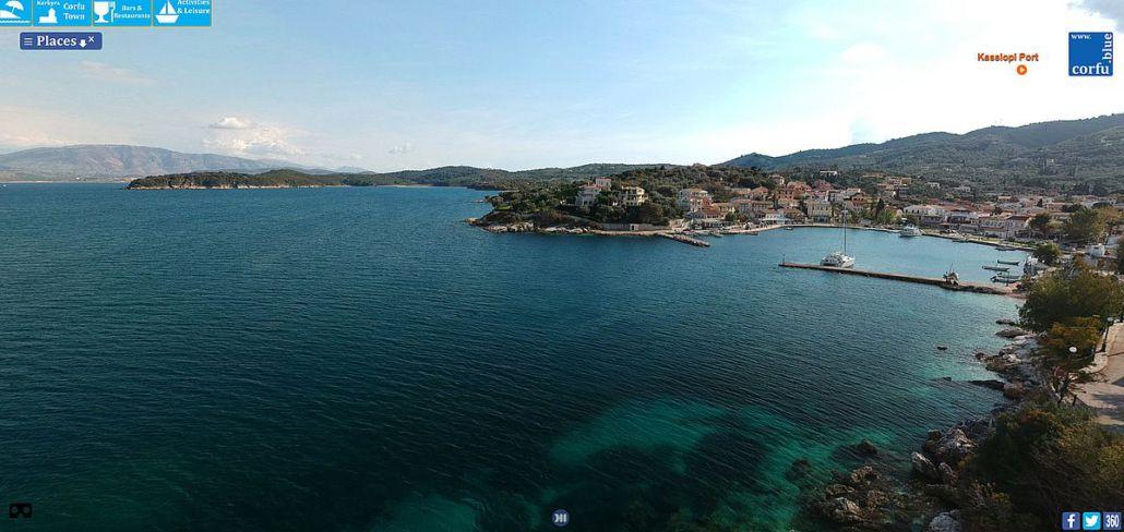 Screenshot Korfu