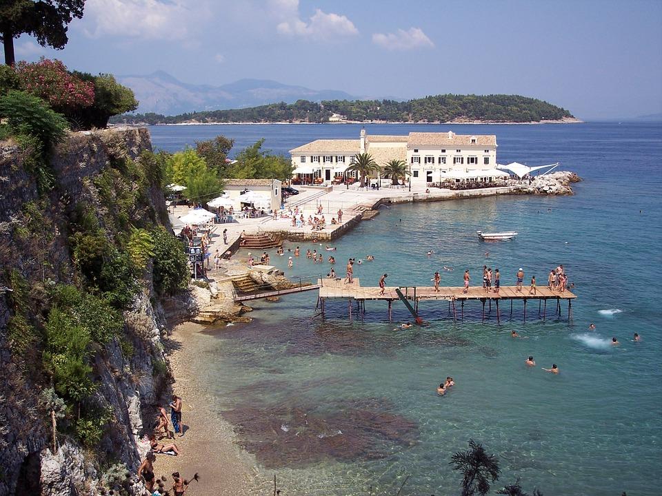 Korfu-Foto