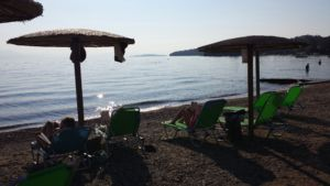 Strand Korfu