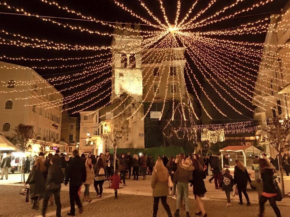 Weihnachten In Griechenland Bilder.Weihnachten In Griechenland Mein Korfu